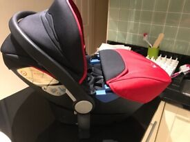 Mifold Grab&Go Booster seat like new - 2 available for £20