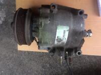 Volvo S80 air con pump/ compressor 30665339 dks17d506012