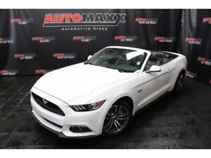 2017 Ford Mustang GT Premium Convertible!