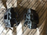 Audi A3 3.2 S3 front calipers & carriers