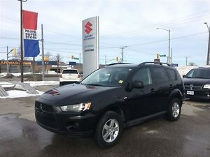 2013 Mitsubishi Outlander ES AWD ~Well Appointed ~Clean Unit