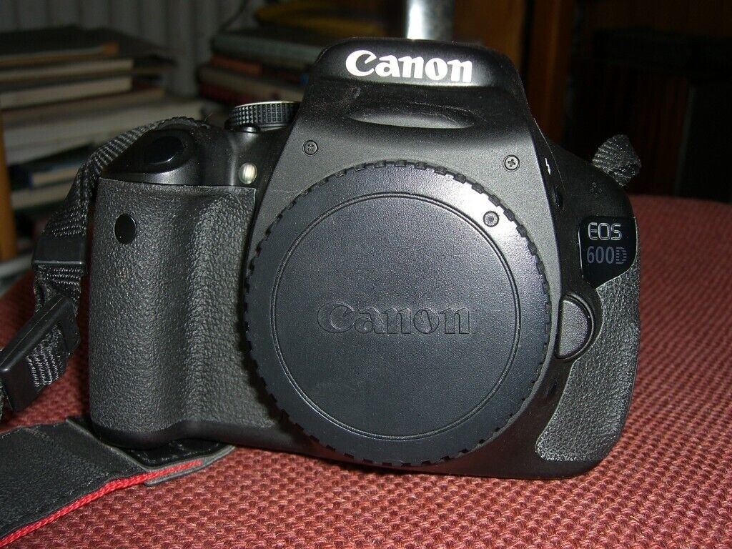 Canon EOS 600D   in Orpington, London   Gumtree
