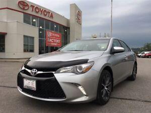 2015 Toyota Camry XSE Premium Sunroof B/Spot Monitors