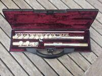 Buffet Crampon Cooper Scale E 228 Flute with Original Case