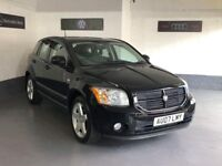 DODGE CALIBER 2.0 CRD SXT SPORT/LOW MILES/FULL MOT+3 MONTHS UPGRADABLE WARRANTY/2007