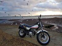 Suzuki VanVan 125cc Almost New, Perfect First Bike
