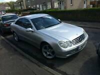 Mercedes clk diesel
