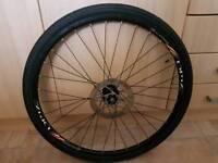 "Alex Rim Disc Front Wheel 26"""
