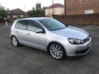2009 VW GOLF 2.0 AUTO DSG GT TDI DRIVES MINT