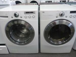51-   Laveuse Sécheuse Frontales LG Frontload Washer Dryer