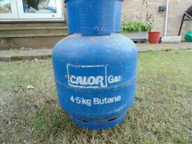 Calor Gas Bottle Cylinder Butane 4.5kg size empty