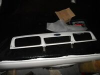 Sierra Cosworth Mk1 3dr Front Grill Genuine With New Weather Strip