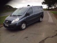 2010 FIAT SCUDO CITROEN DISPATCH 1.6 Multijet 90 H1 Comfort Van NO VAT 6 Door Panel TO£3995