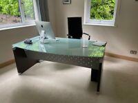 Modern Office Desk & Chair