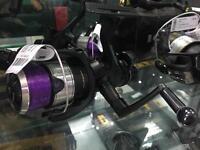 Shimano Baitrunner Aero 5000w - fishing reel