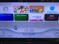 Wii with Games for sale