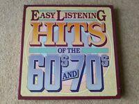Easy listening vinyl box collection.
