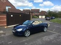 VW EOS 2.0 TURBO 6 SPEED MANUAL LOW MILAGE CONVERTIBLE