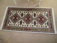 3 Indian Rugs (Runners)