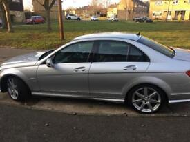 Mercedes C-Class C220 BlueEfficiency Sport