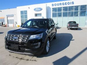 2016 Ford Explorer Limited 4WD REVERSE CAMERA ACTIVE PARK ASSIST