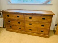 Raft Lifestyle chest of drawers