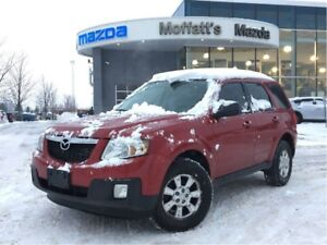 2010 Mazda Tribute GX FWD, 2.5L, PERFECT SIZE STARTER SUV, LOW K