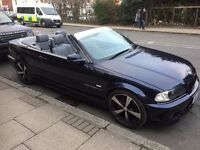 2002 - BMW 325 Ci CONVERTIBLE - NO OFFERS