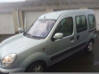 2003 Renault Kangoo 1.2 £950 O.N.O