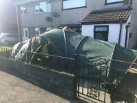 9 berth tent