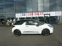 2011 61 CITROEN DS3 1.6 DSTYLE PLUS 3D 120 BHP **** GUARANTEED FINANCE **** PART EX WELCOME