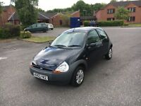 FORD KA 1.3 3dr ONLY 56200 MILES