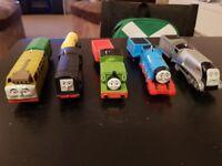 Trackmaster Engines