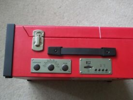 Steepletone Retro Vinyl Record Player SRP1R-11