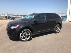 2013 Ford Edge Sport-PST PAID-PANO ROOF