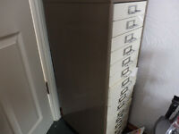 BISLEY FILING CABINET 15 DRAW