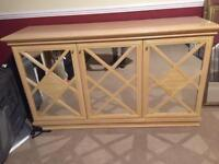 Barker and stone house mirrored sideboard