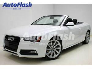 2014 Audi A5 Premium-Plus S-Line *Drive-Select * Navigation *