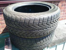 Fredestein 235/55 ZR17 Tyres