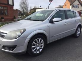 Vauxhall Astra 2006 Just been serviced!