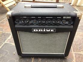 Drive 20W electric guitar amp