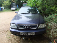 1995 Audi A6 2.8 Quattro - breaking for all spares- interior, tow bar, exhaust, bonnet, door, boot