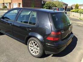 2004 MK4 Golf pd150 tdi gttdi 12 MONTH MOT (not v6 1.8t gti)