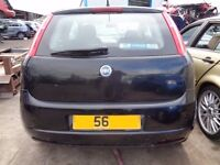BREAKING --- Fiat Punto Dynamic 1.4L Petrol 76BHP ------ 2007