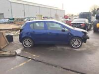 BREAKING VAUXHALL CORSA D SPARE PARTS