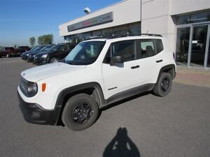 2015 Jeep Renegade Sport- *DÉMO* 82$/ semaines - Toit Amovible M