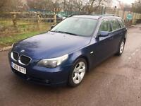 BMW 5 SERIES 2.5 525d SE Touring 5dr HPI CLEAR+6 MONTHS WARRANTY