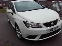 Seat Ibiza Toca 1.4 Petrol ,4 door ,how new only 16k mileages