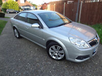 2007 VAUXHALL VECTRA 1.8L SILVER