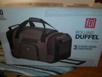 FUL ROLLING TROLLEY SUITCASE HOLDALL BAG **BRAND NEW**